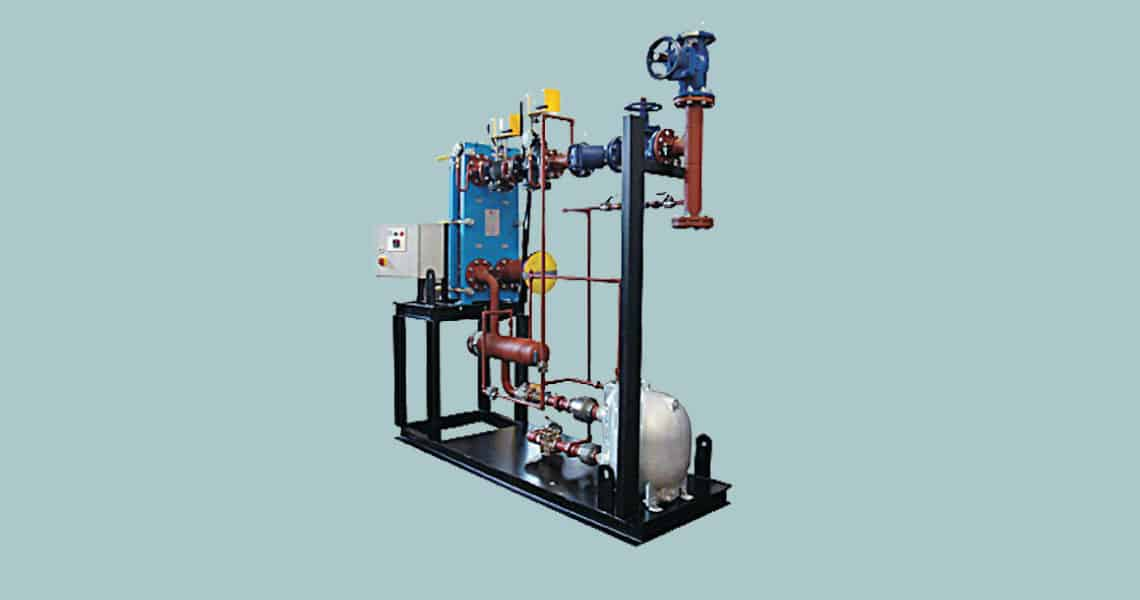 HRS Hevac AquaFumo AF Steam to Water Packages