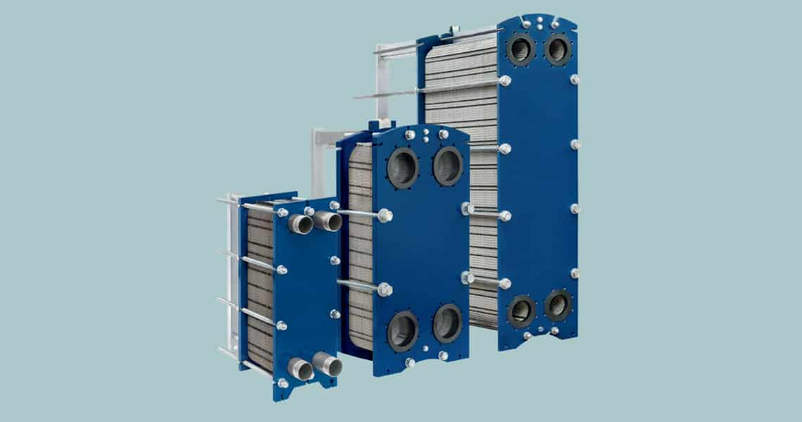 HRS Hevac Gasketed Plate Heat Exchanger - hrs-hevac