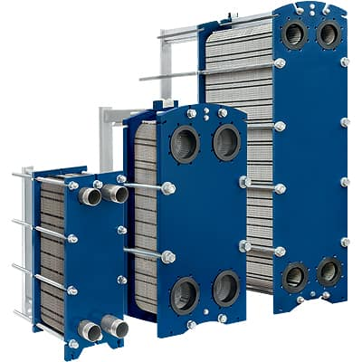 HRS Hevac Gasketed Plate Heat Exchanger