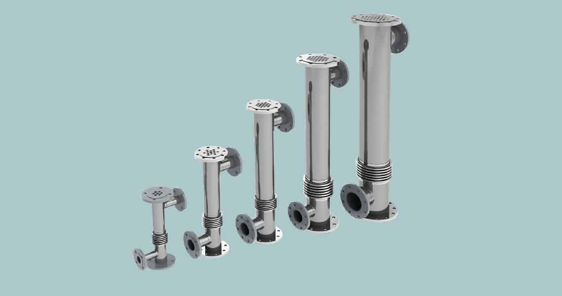 HRS Hevac Aqua S - Product range